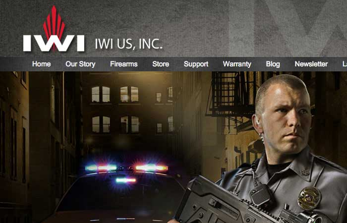 IWI - US-based subsidiary of Israel Weapon Industries